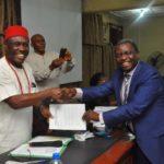 Prof. Charles Okechukwu Esimone Elected Nnamdi Azikiwe University New Vice Chancellor