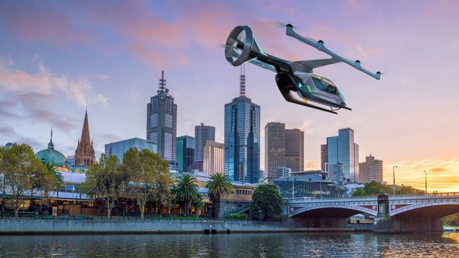 Flying Car: Uber Air Announces Melbourne As Trial City For Flying Taxi Service