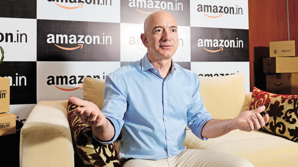 Jeff Bezos Loses $760 million As Bernard Arnault Becomes The Worlds Richest Person