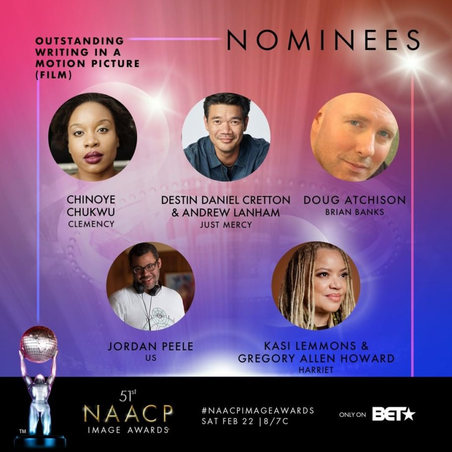 NAACP Awards 2020 Full List Of Nominees