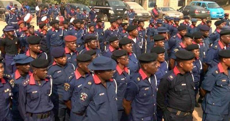 1.4 million Nigerians Scrambled For 5,000 Civil Defence Jobs