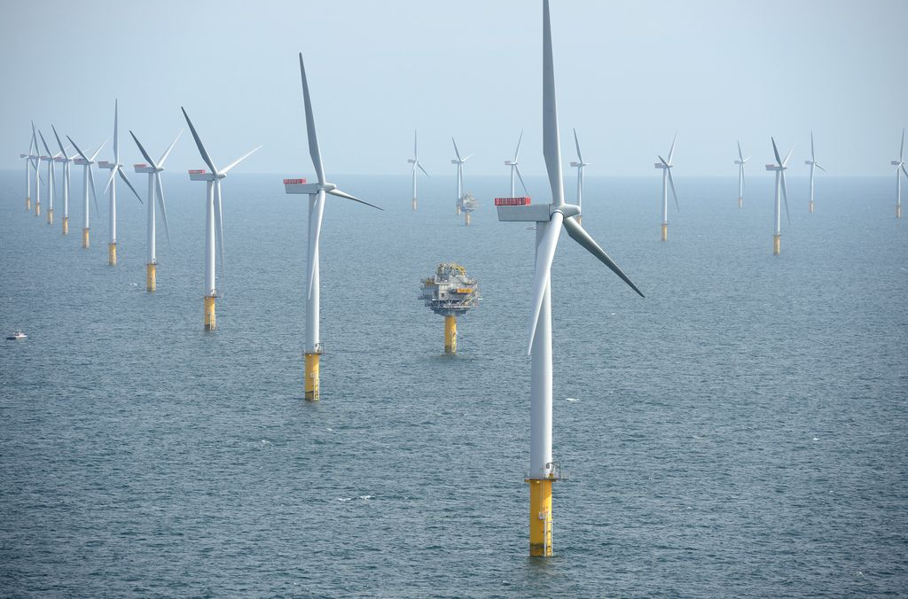 Construction Work Starts At 'World's Largest Offshore Wind Farm' That Could Power 4.5 million Homes