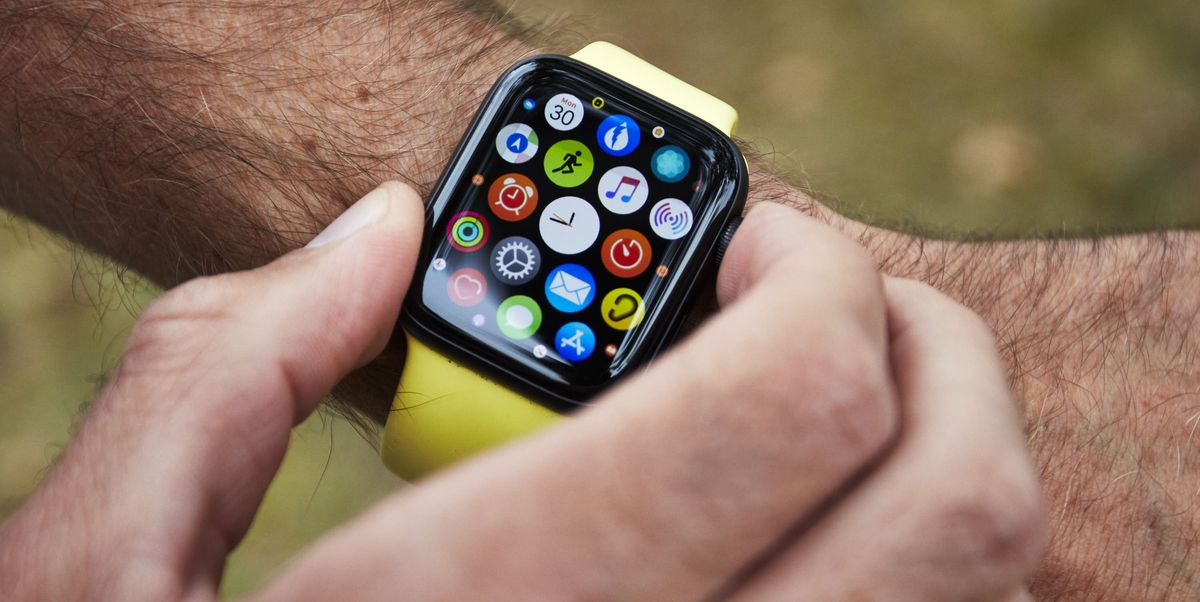 Apple Watch Users To Get New Biometric Security Feature