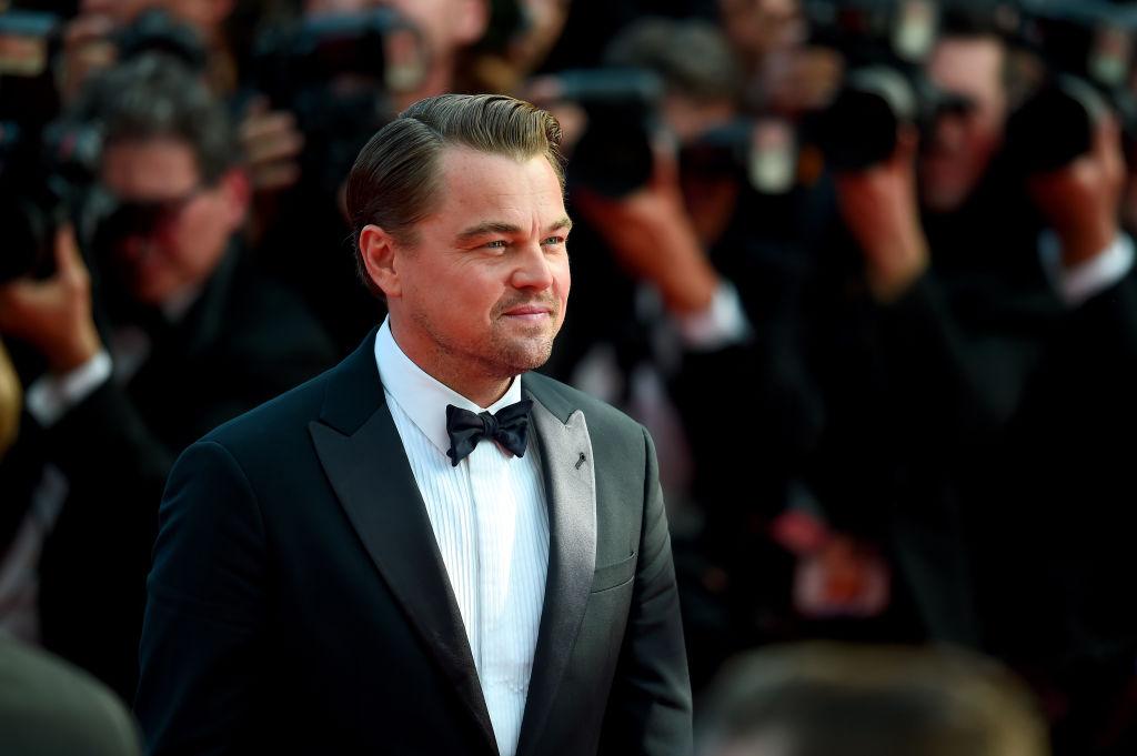 Leonardo Di Caprio Throws Explosive Pre-Oscars Party At £9m LA Mansion