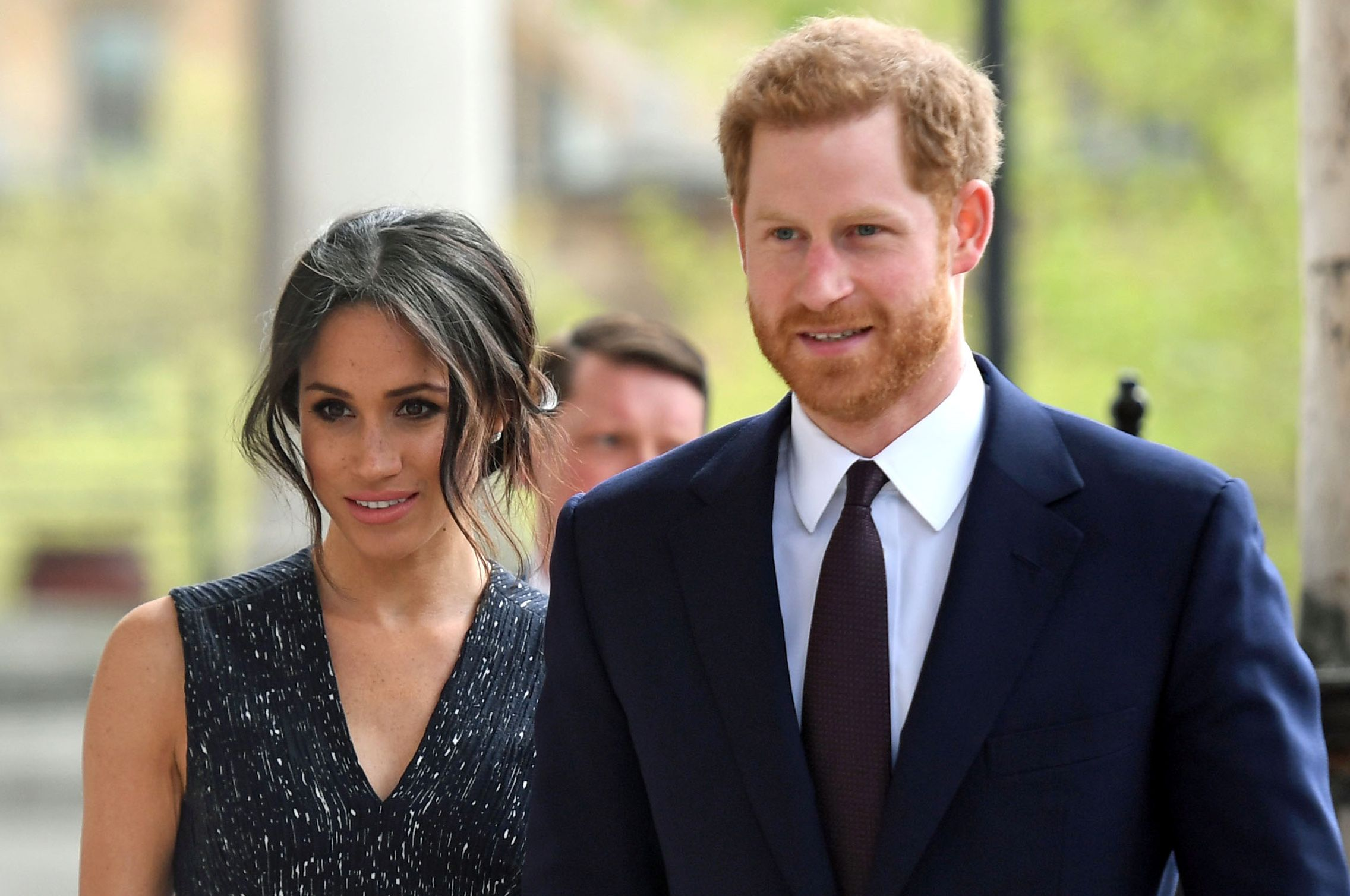 Beginning April 1st, Harry And Meghan Will No Longer Be Senior Royals